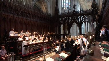 The Lord Is My Light • Evensong Choir • Ely Cathedral