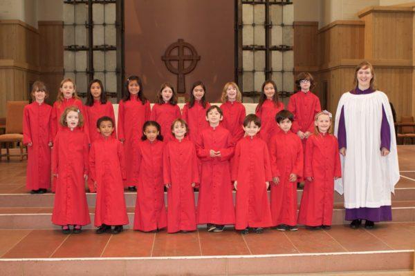 Junior Choristers