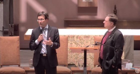 Attorney General Bob Ferguson speaks about Immigration Reform