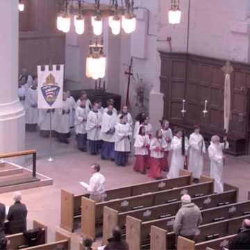 Choral Evensong on the Feast of the Presentation of our Lord Jesus in the Temple