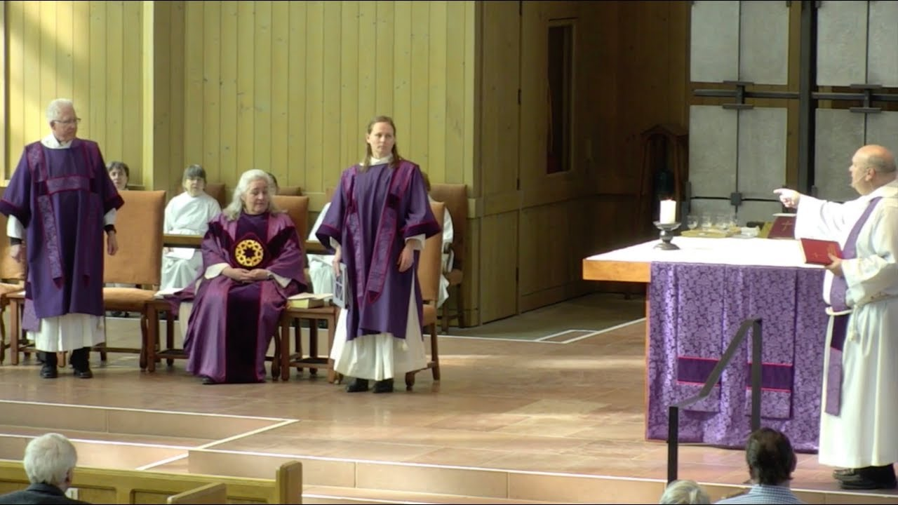 The First Sunday in Lent 2019