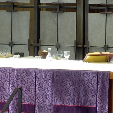 The Second Sunday in Lent 2019
