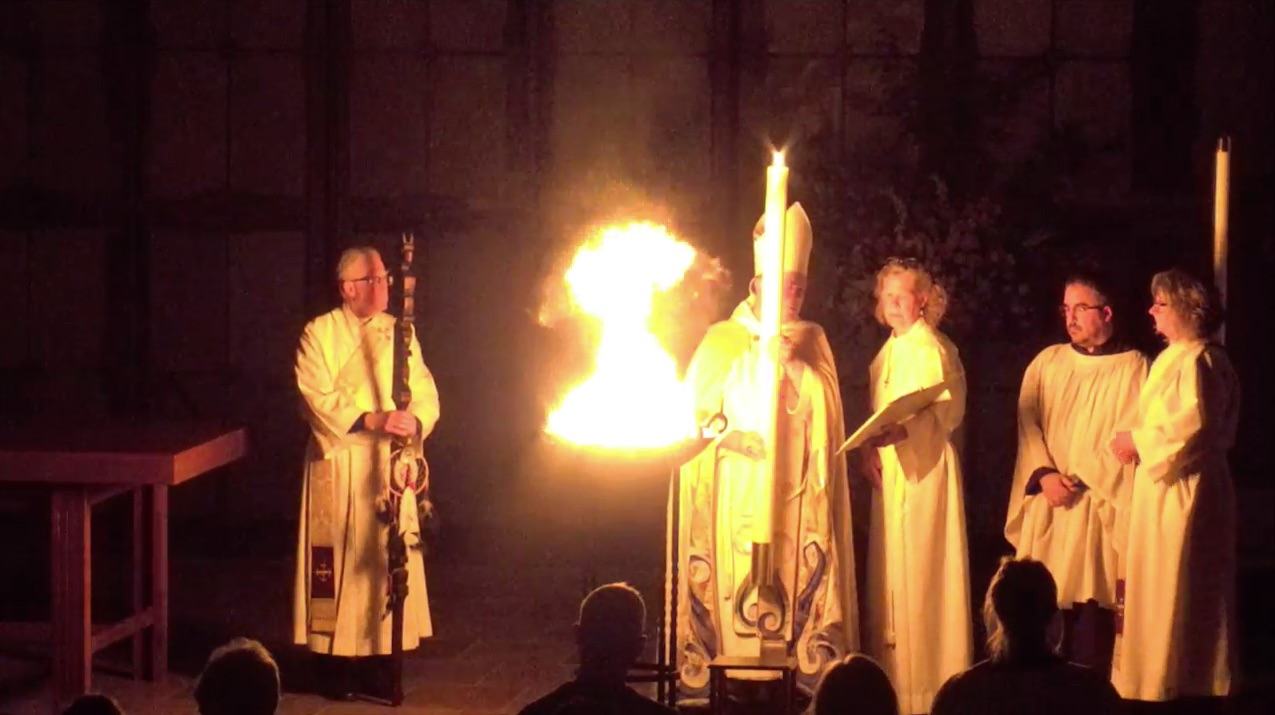The Great Vigil of Easter 2019