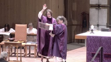 Ash Wednesday – Holy Eucharist with the Imposition of Ashes