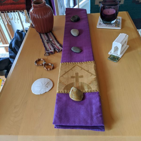 The Chapman Family Home Altar