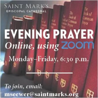 Daily Evening Prayer Online