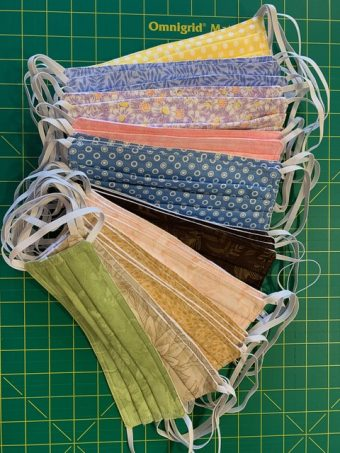 Jo Ann Bailey: Help Medical Workers by Making Fabric Masks