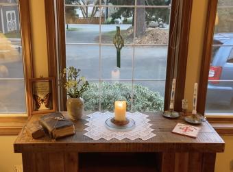 The Home Altars of Saint Mark's