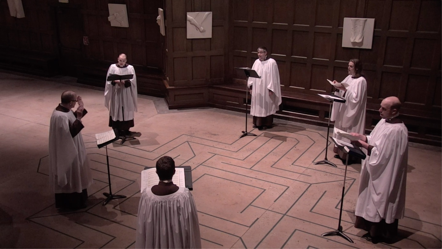 Compline on the Fourth Sunday in Lent