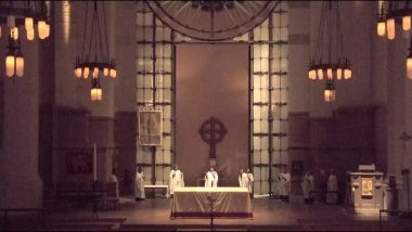 Compline on The Feast of the Resurrection: Easter Day