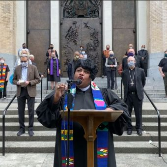 Seattle Multifaith Clergy Lament & Prayer for Racial Justice