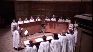 Compline on the 10th Sunday pentecost 2019