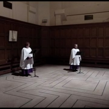 Compline on the Eighth Sunday after Pentecost