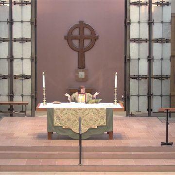 The Sixteenth Sunday After Pentecost, 2020