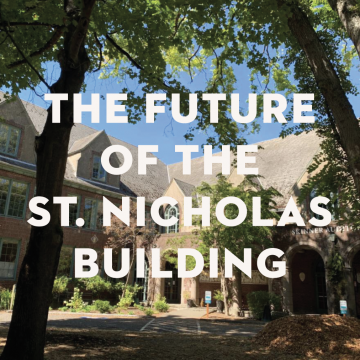 Special Parish Meeting – Exploring Potential Uses of the St. Nicholas Building
