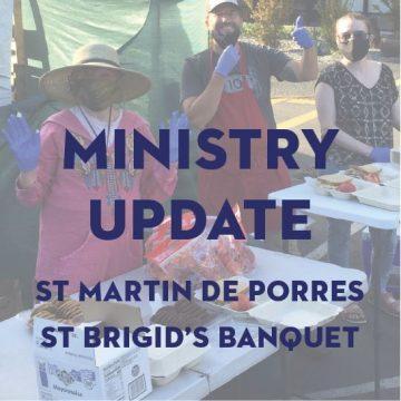 Feeding Ministry Update Summer 2020