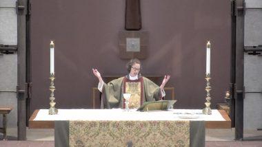 The Twentieth Sunday after Pentecost 2020