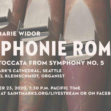 Flentrop Organ Concert – Symphonie Romane