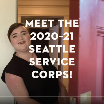 Meet the 2020–21 Seattle Service Corps!