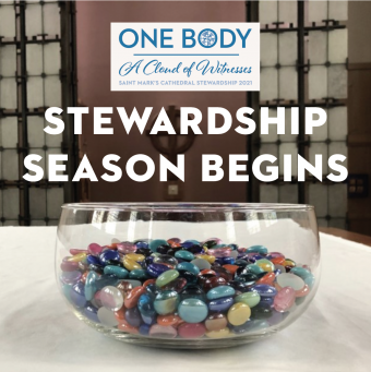 Stewardship Season Begins
