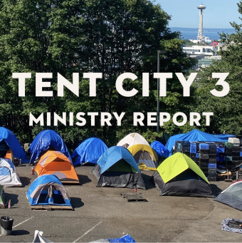 Tent City 3 at Saint Mark's: A Report from Summer 2020