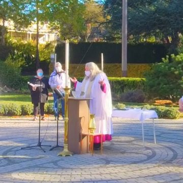 A Service of Baptism on the Feast of All Saints