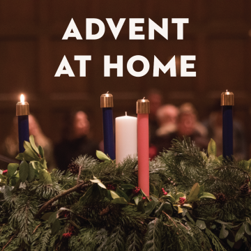Advent At Home, 2020