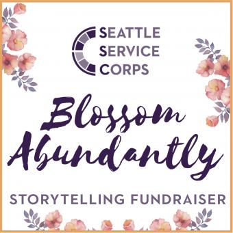 Blossom Abundantly—SSC Storytelling Fundraiser