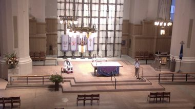 Choral Evensong on the Second Sunday of Advent 2020
