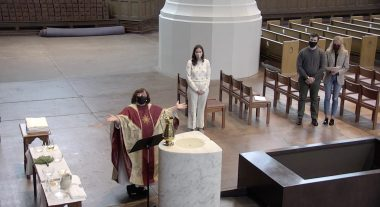 The First Sunday After the Epiphany with Baptisms, 2021