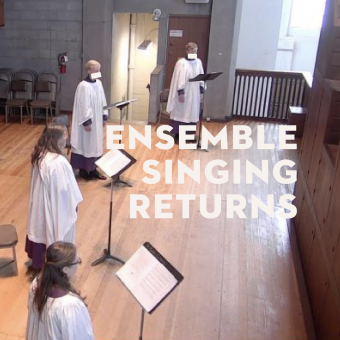 Ensemble Singing Returns to Saint Mark's Cathedral