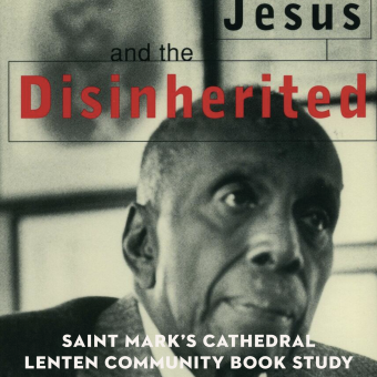 Jesus and the Disinherited—Community Lenten Book Study