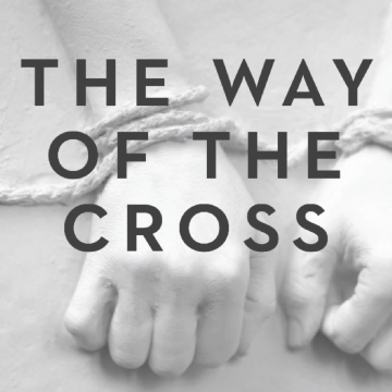 The Stations of the Cross at Saint Mark's