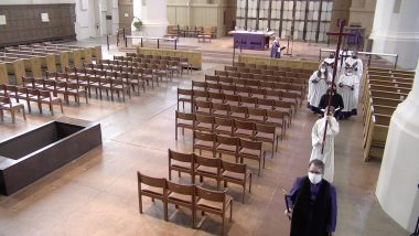 The First Sunday in Lent, 2021